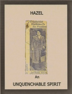Hazel-An Unquenchable Spirit by Mack A. Pitts